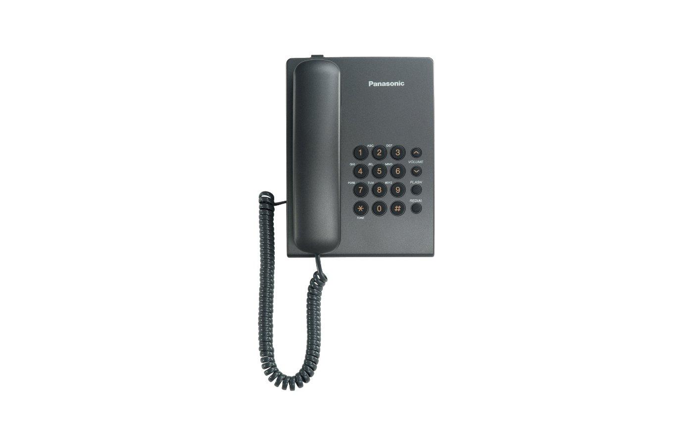 Проводной телефон Gigaset DA510BK