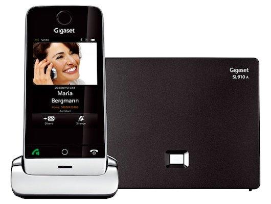 Радиотелефон Gigaset SL910A