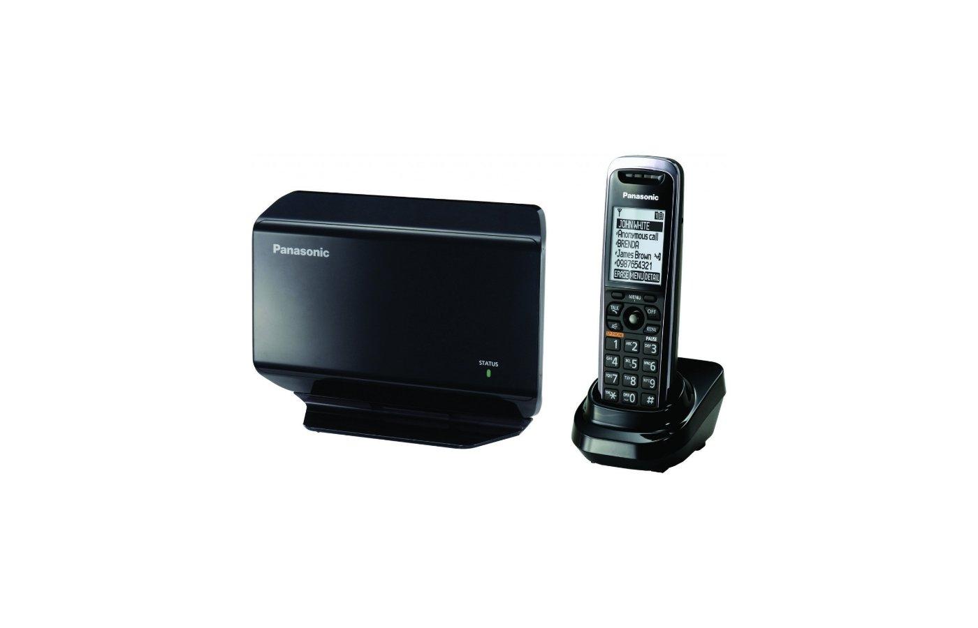 Радиотелефон PANASONIC KX-TGP500B09 (SIP DECT)