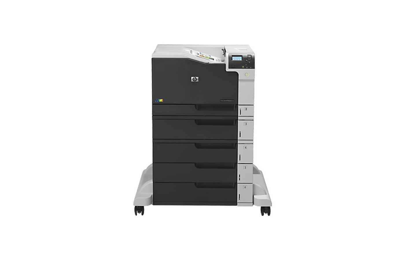 Принтер HP Color LaserJet Ent M750xh Printer /D3L10A/