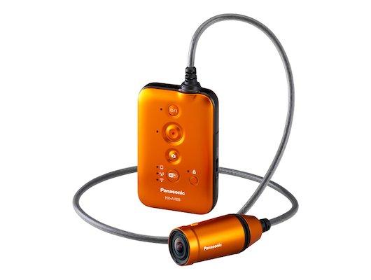 Видеокамера PANASONIC HX-A100EE-D