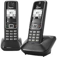 Радиотелефон Gigaset A420 DUO white