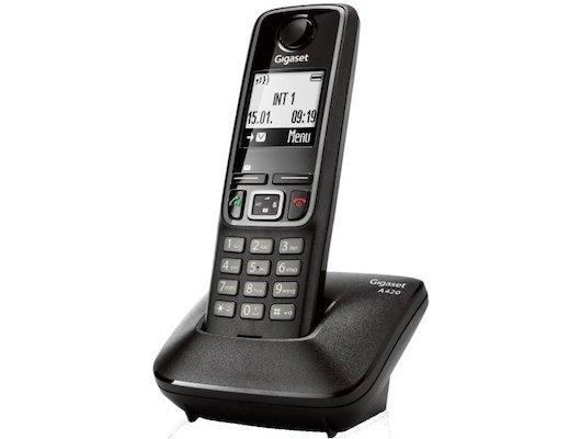 Радиотелефон Gigaset A420 white