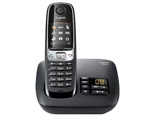 Радиотелефон Gigaset C620A black