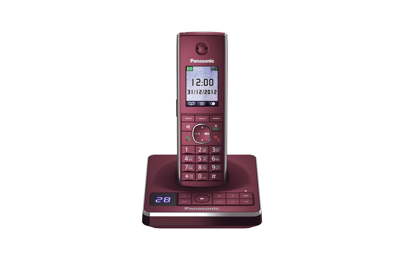 Радиотелефон PANASONIC KX-TG8561RUR