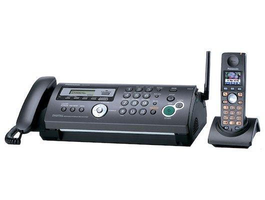Факс PANASONIC KX-FС278RUT