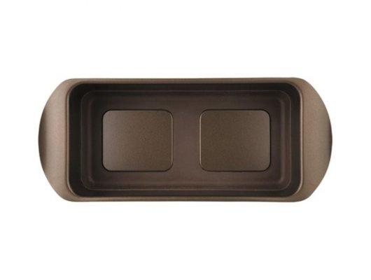 Форма для выпечки металлическая RONDELL MoccoLatte RDF-446 Форма прямоугольная