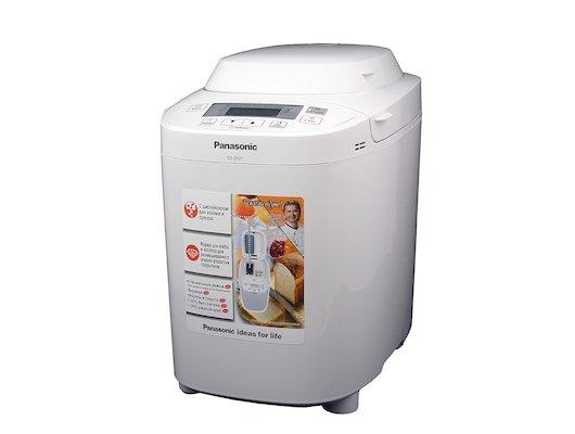 Хлебопечка PANASONIC SD-2501 WTS