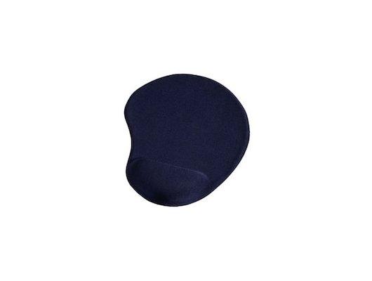 Коврик для мыши Hama H-54780 Ergonomic подкладка под запястья синий