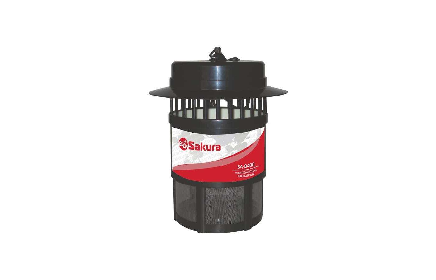 Средства для борьбы с насекомыми и грызунами Sakura SA-8400 UVA