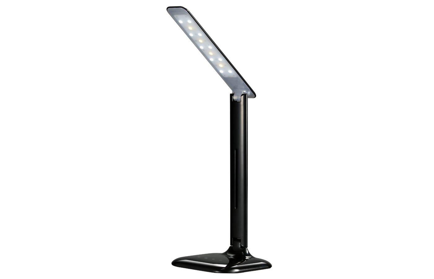 Светильник настольный SUPRA SL-TL500 black LED 5 Вт. регулировка яркости