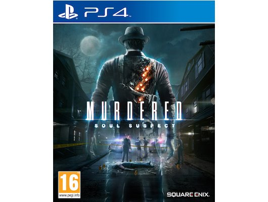 Murdered: Soul Suspect (PS4 русская версия)