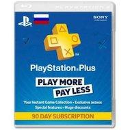 SONY PlayStation Plus подписка на 3 мес