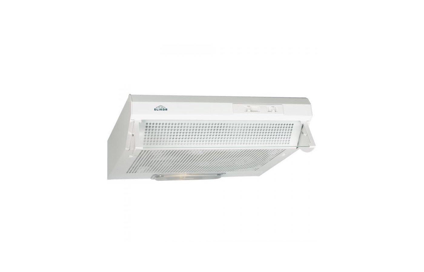 Вытяжка ELIKOR Призма 60П-290-П3Л белый