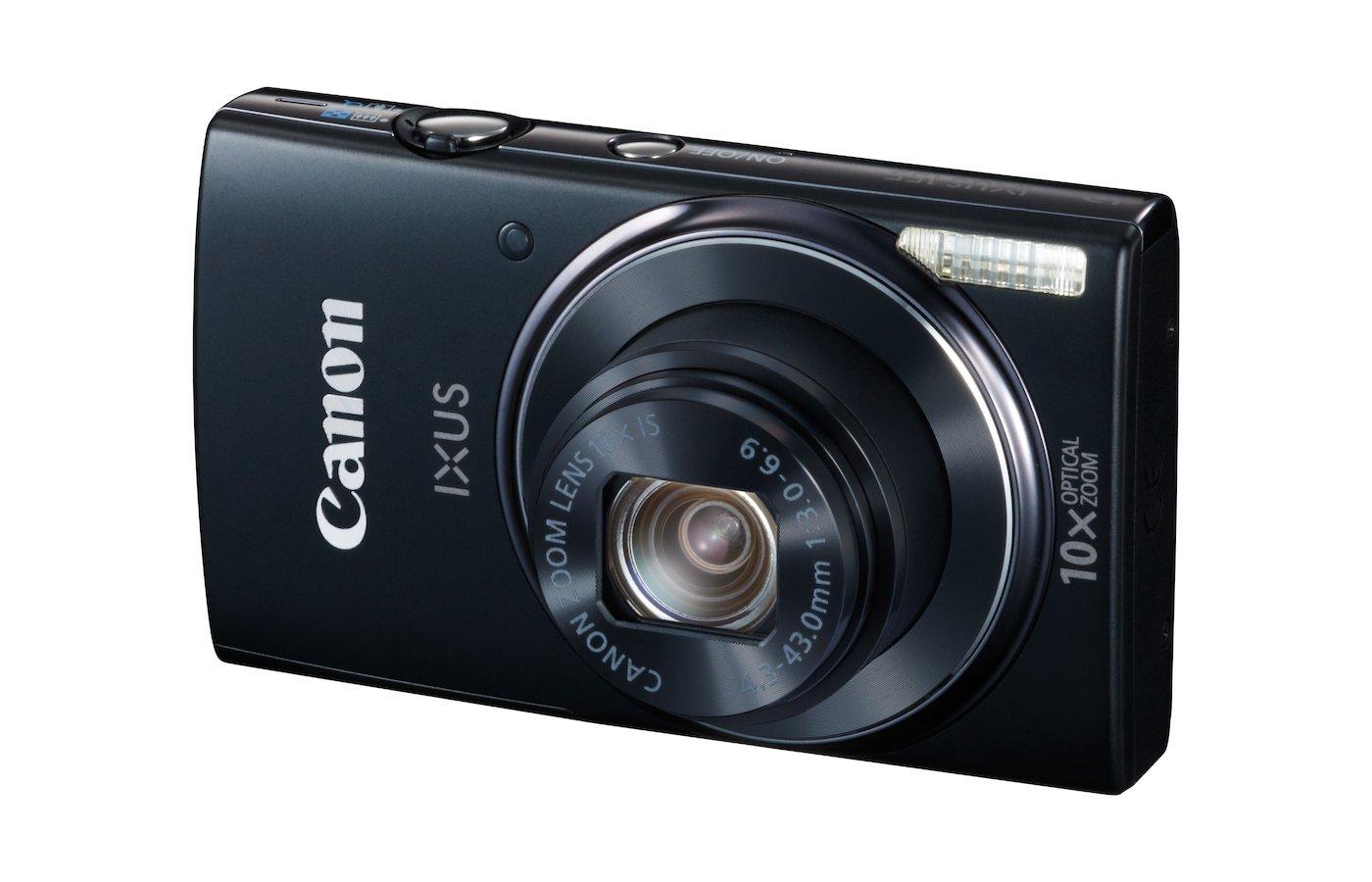 Фотоаппарат компактный CANON IXUS 155 black