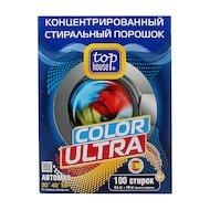 Средства для стирки и от накипи TOP HOUSE 14308 Концентрированный стиральный порошок Colore 4.5кг