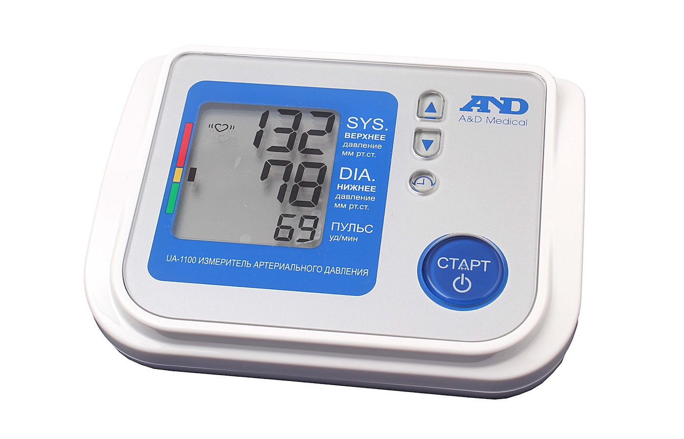 Термометры и измер. давления AnD UA-1100(AC) тонометр