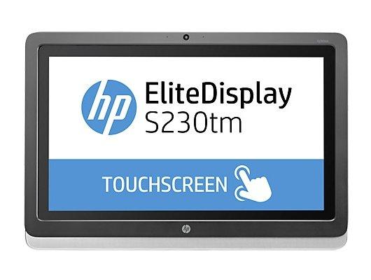 """ЖК-монитор 23"""" HP EliteDisplay S230tm /E4S03AA/"""