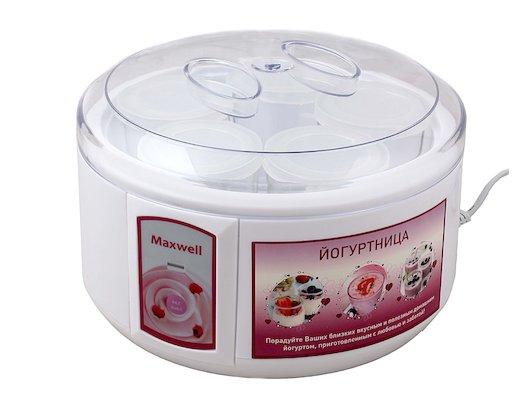 Йогуртницы MAXWELL MW-1430