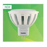 Фото Лампочки LED Camelion LED6-JCDR/845/GU5.3 (Эл.лампа светодиодная 6Вт 220В)