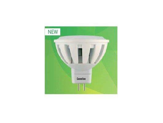 Лампочки LED Camelion LED6-JCDR/845/GU5.3 (Эл.лампа светодиодная 6Вт 220В)