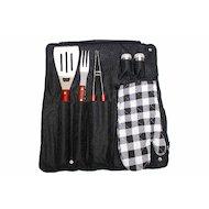Фото Набор для пикника EXMAKER ZDBQ-506 набор для барбекю 6 предметов в сумке