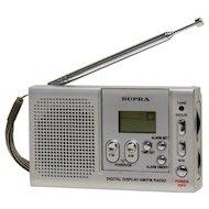 Радиоприемник SUPRA ST-115 silver