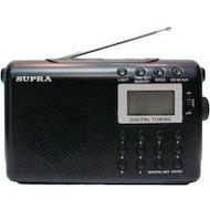 Радиоприемник SUPRA ST-116 black