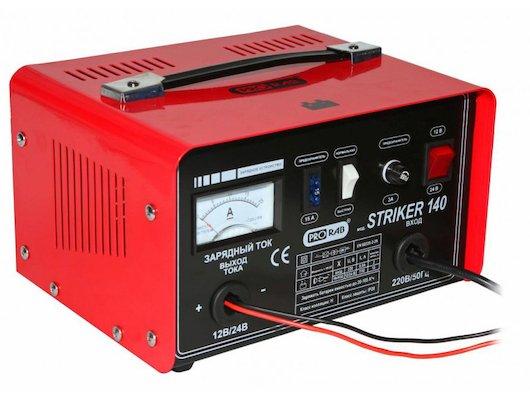 Автомобильное зарядное устройство Prorab Striker 140