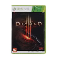 Фото Diablo III Xbox 360 русская версия