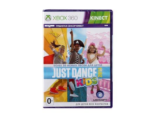 Just Dance Kids 2014 (только для Kinect) Xbox 360 английская версия