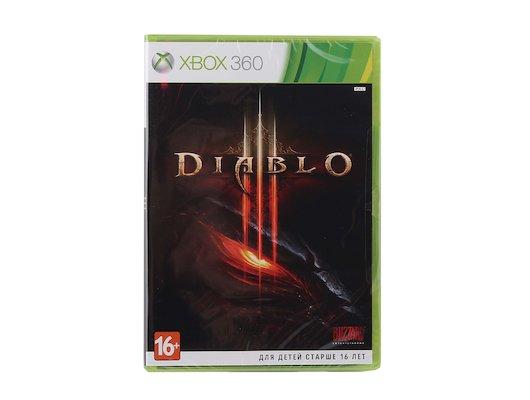 Diablo III Xbox 360 русская версия