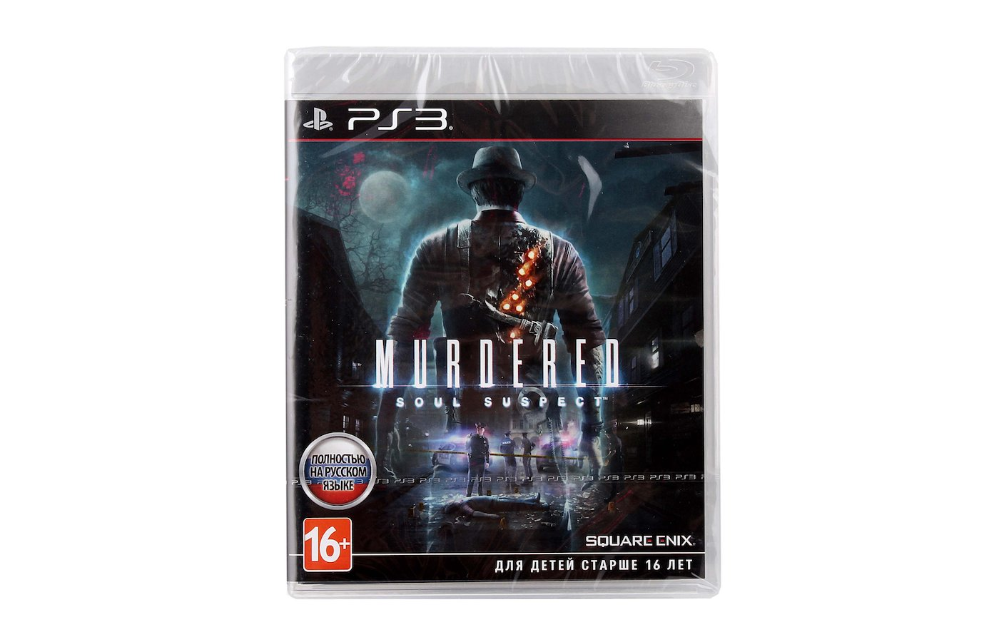 Murdered: Soul Suspect (PS3 русская версия)
