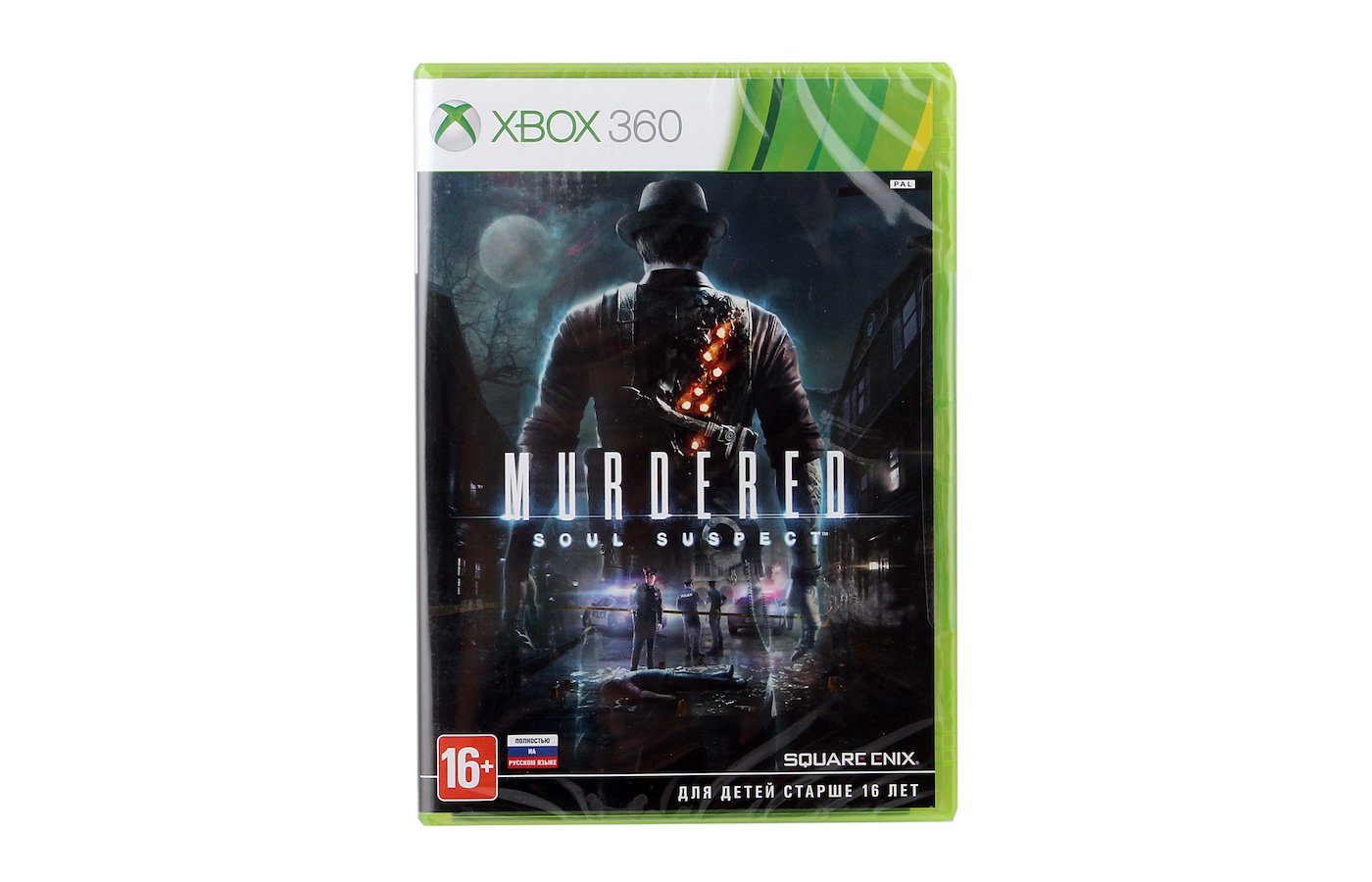 Murdered: Soul Suspect (Xbox 360 русская версия)