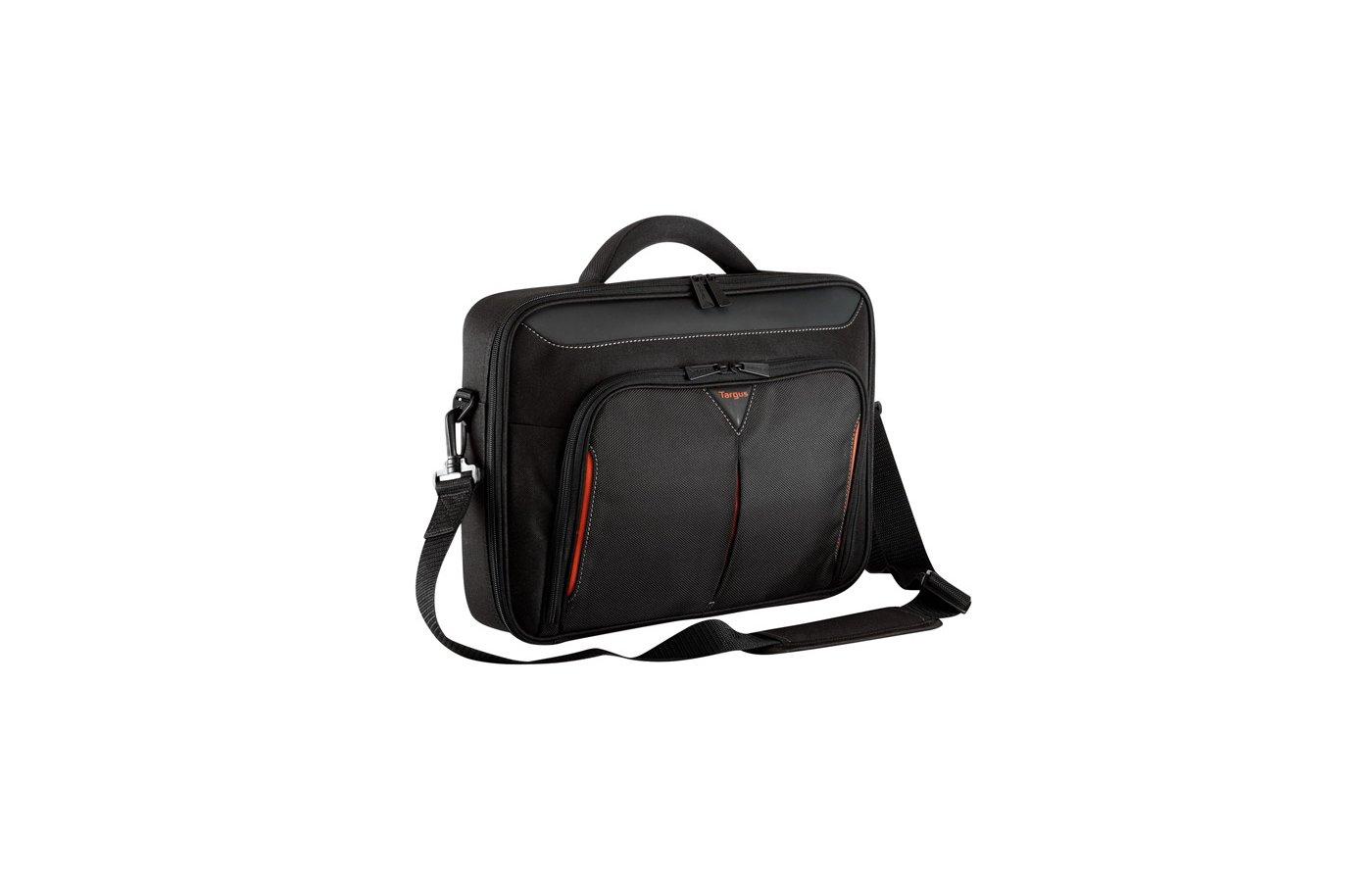 Кейс для ноутбука Targus CN415EU 15.6 black/red