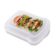 Фото контейнеры для продуктов БЫТПЛАСТ с12854 Контейнер д/бутербродов