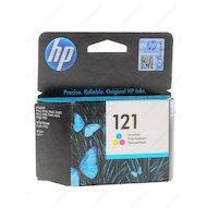 Фото Картридж струйный HP CC643HE 121 для F4200 трехцветный