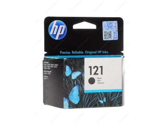Картридж струйный HP CC640HE 121 черный для HP F4200