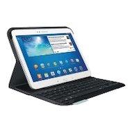 Фото Клавиатура для планшетного ПК Logitech for Samsung Galaxy TAB 4 10.1 LOG-920-006397  Wireless UltraThin Keyboard Folio