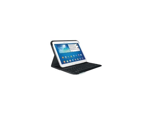 Клавиатура для планшетного ПК Logitech for Samsung Galaxy TAB 4 10.1 LOG-920-006397  Wireless UltraThin Keyboard Folio