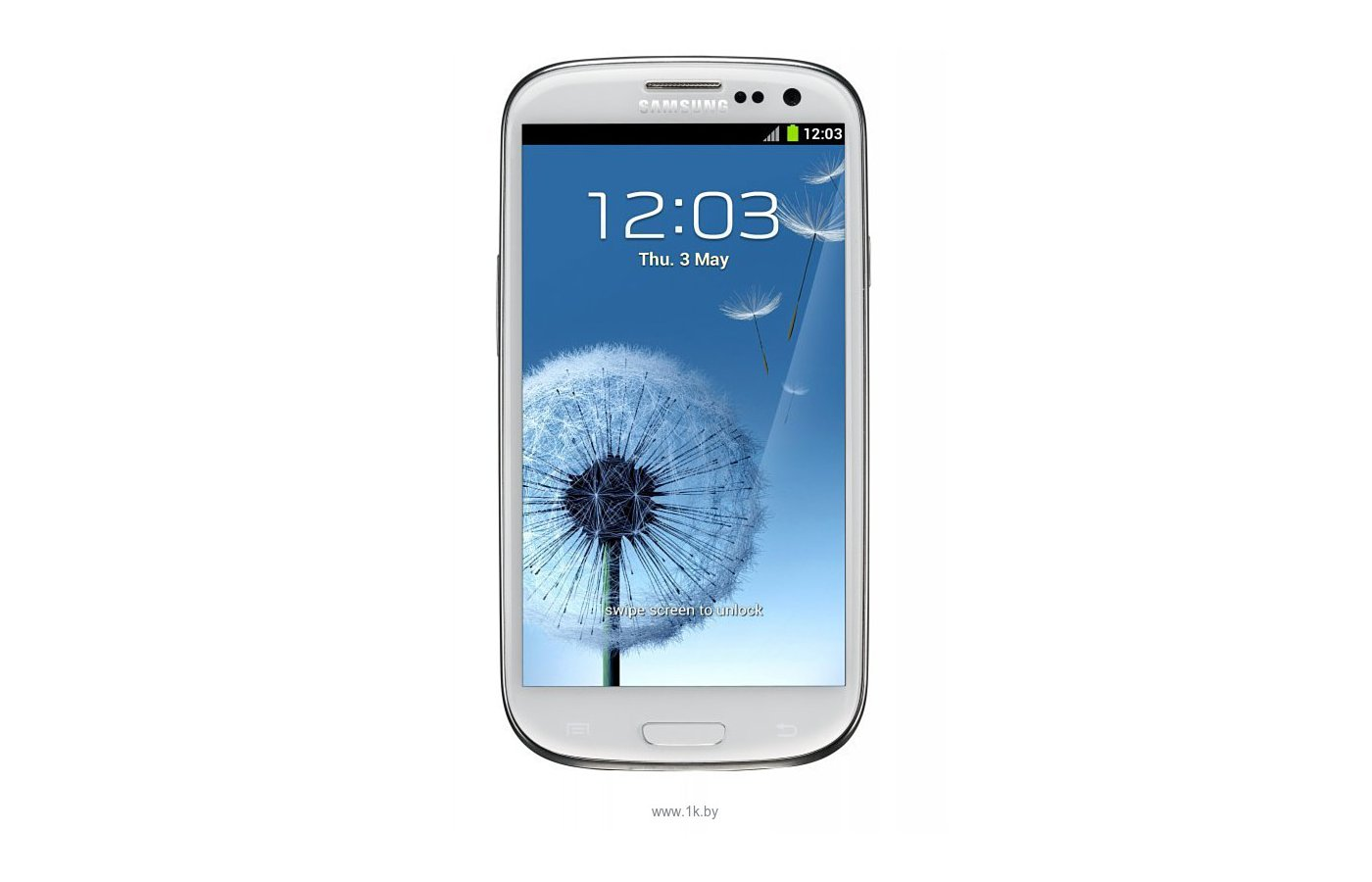 Смартфон Samsung GT-I9300i Galaxy S3 DS white