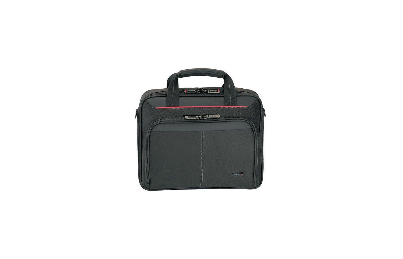 Кейс для ноутбука Targus CN31 чёрный нейлон