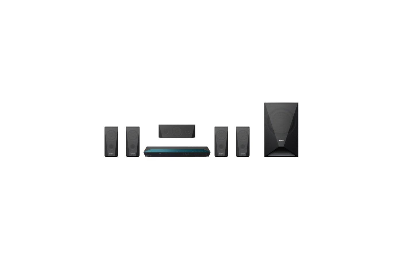 Домашний кинотеатр Blu-Ray SONY BDV-E3100