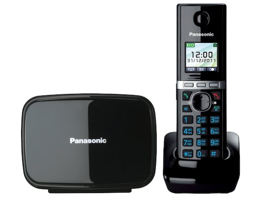 Радиотелефон PANASONIC KX-TG8081RUB