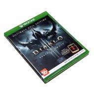 Фото Diablo III: Reaper of Souls. Ultimate Evil Edition (Xbox One русская версия)