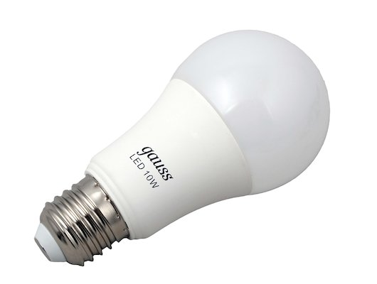 Лампочки LED Gauss LED Globe 10W 4100K