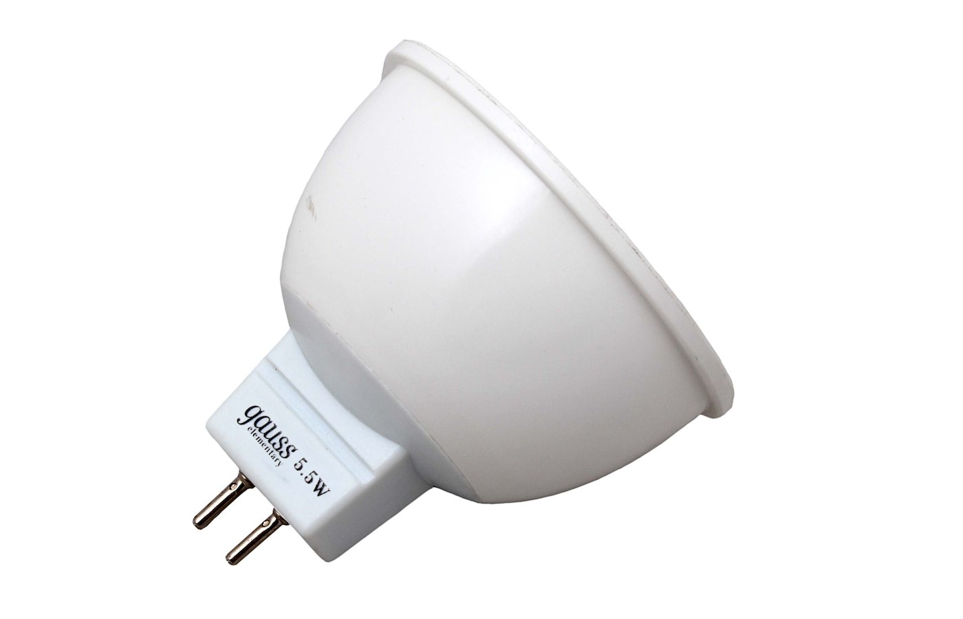 Лампочки LED Gauss LED Elementary MR16 5.5W GU5.3 2700К