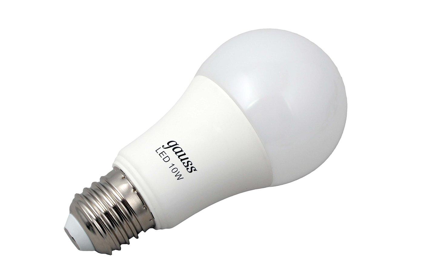 Лампочки LED Gauss LED Globe 10W 2700K