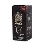 Фото Лампочки энергосберегающие Gauss Spiral T2 15W 2700K E27