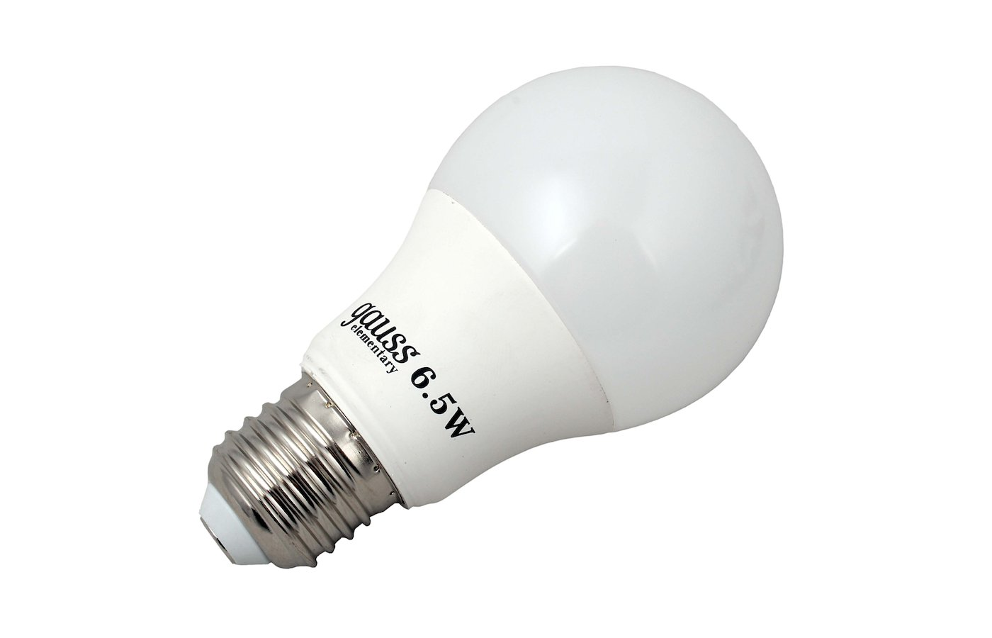 Лампочки LED Gauss LED Elementary Globe 6.5W E27 2700
